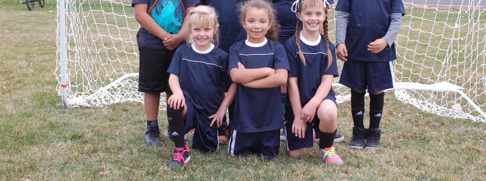 Soccer Team Navy