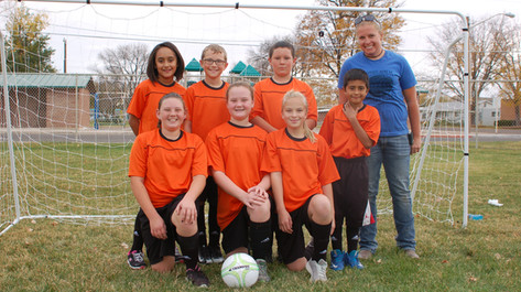 Soccer Team Steph