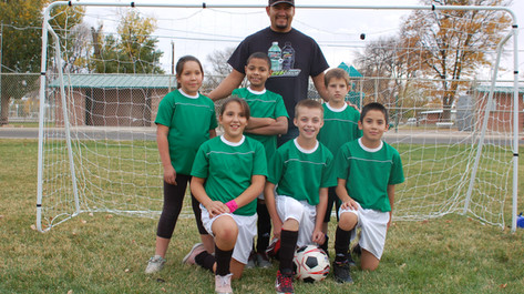 Soccer Team Carlos