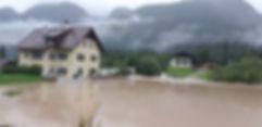 Hochwasserschutz-Dammbalkensystem