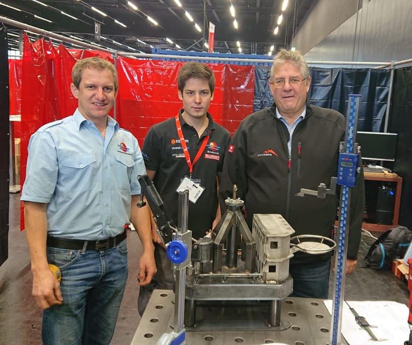 Austrian Skills Salzburg 2018