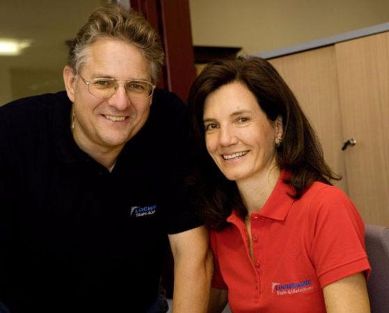 Lochmann Christian und Helga
