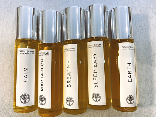 Essential Oil Therapy Perfumes