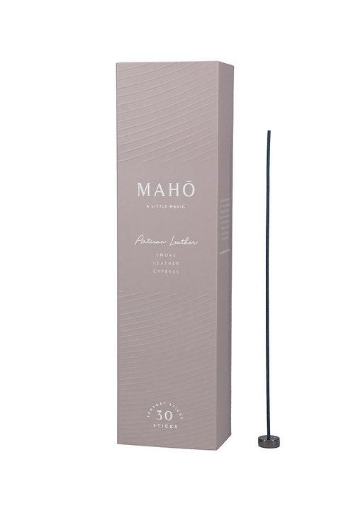MAHO Sensory Sticks - Artisan Leather Luxury Incense
