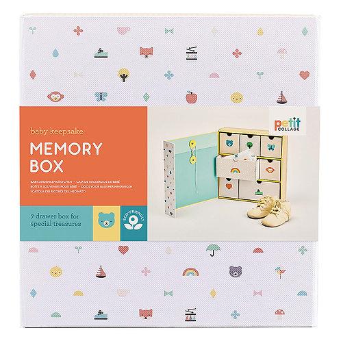 Petite Collage Baby Memory Box