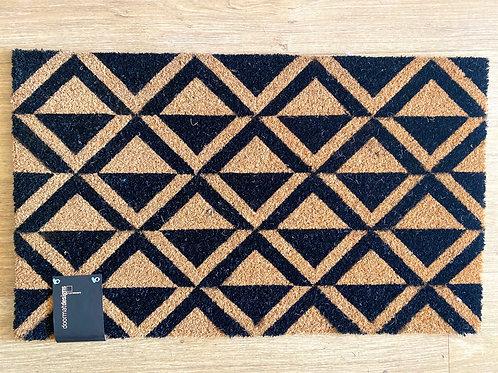 Triangle Tiles Doormat