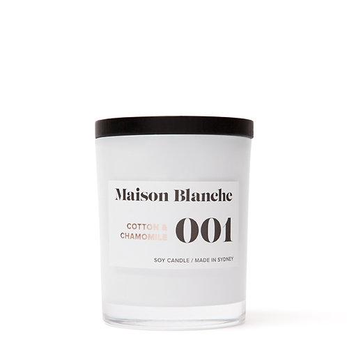 Maison Blanche Medium Candle