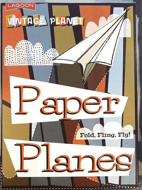 Vintage Paper Planes