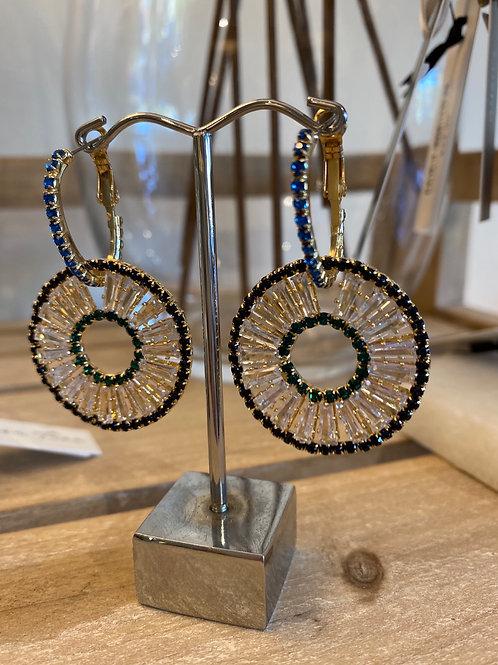 Miss Monroe earrings