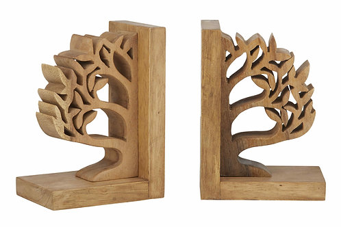 Tree of Life Bookends Set 2