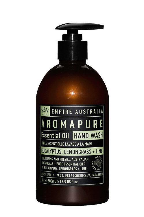 Eucalyptus, Lemongrass & Lime Handwash 500ml