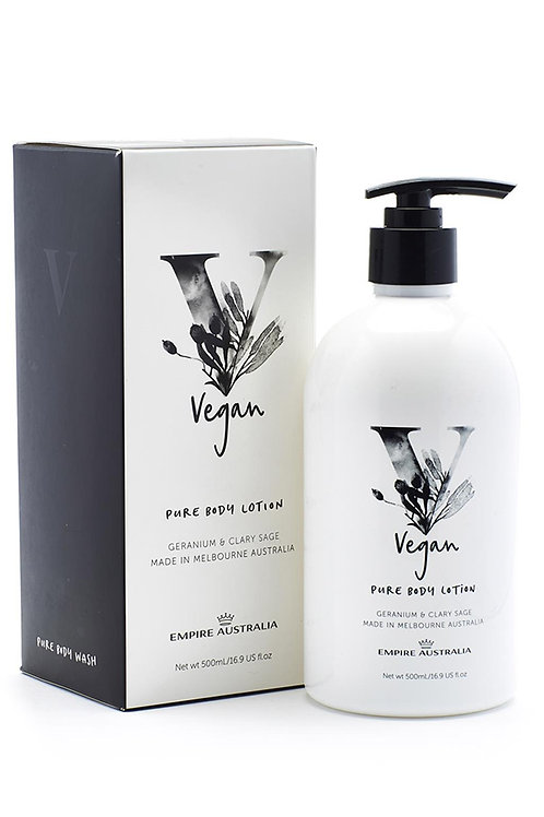 Vegan Body Lotion 500ml