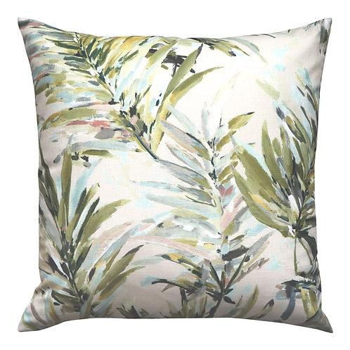 Florida Green Cushion