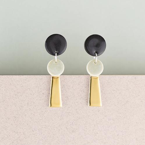 Erin Lightfoot Small Tassel earring