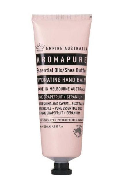 Aromapure Hand Balm - Pink Grapefruit and Geranium