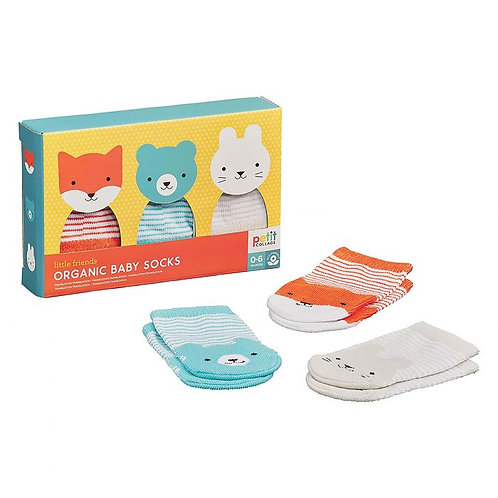 Little Friends Organic Baby Socks