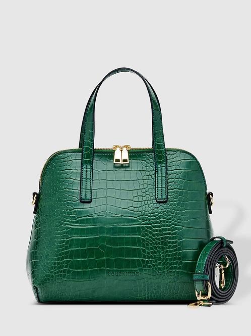 Candice Croc Bag - Green