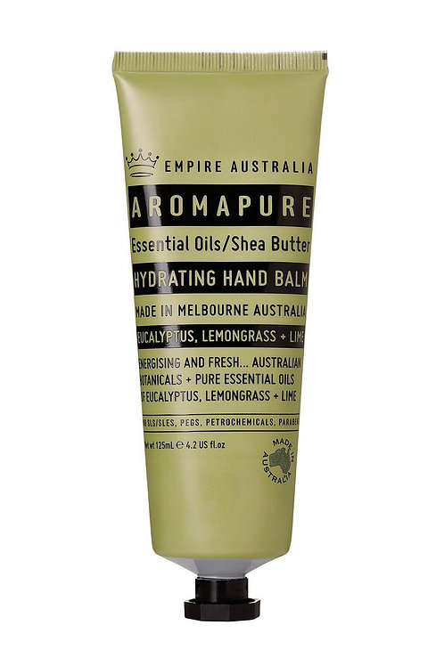 Aromapure Hand Balm - Eucalyptus, Lemongrass, Lime