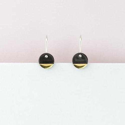 Erin Lightfoot Black spot Earrings