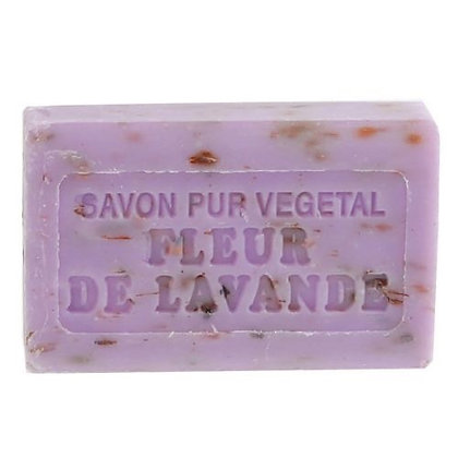 Grand Illusions Soap Lavender Exfoliante