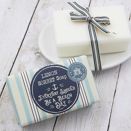 The Sea Shed Lemon Sorbet Soap 190g