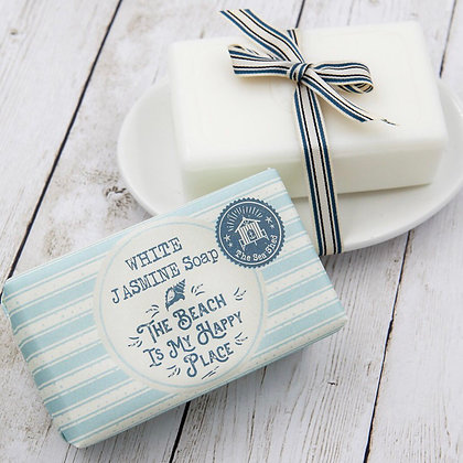 The Sea Shed White Jasmine Soap 190g