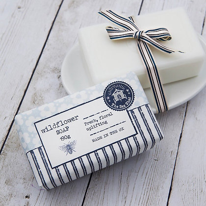 The sea Shed Wildflower Soap 190g