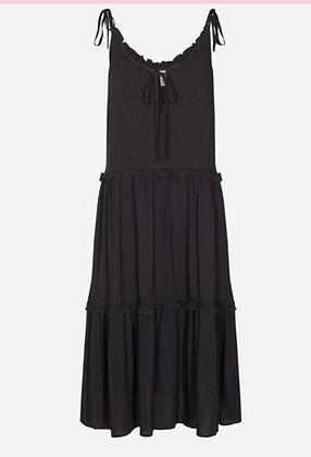 Soyaconcept Radia Black Strappy Dress