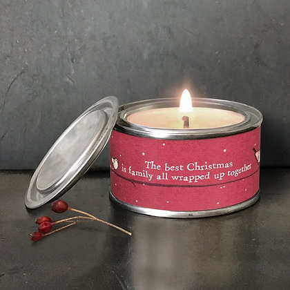East of India Scented Candle