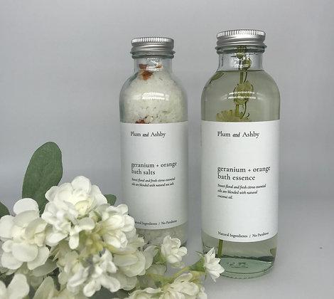 Plum & Ashby Bath Salts