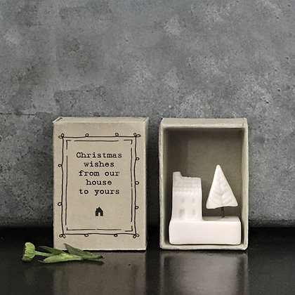East of India matchbox gifts