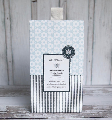 The Sea Shed Scented Sachet Wildflower