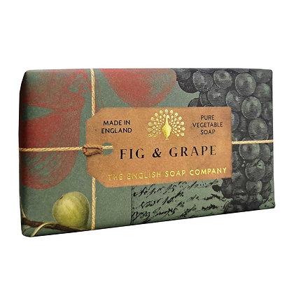 English Soap Company - Fig & Grape Soap