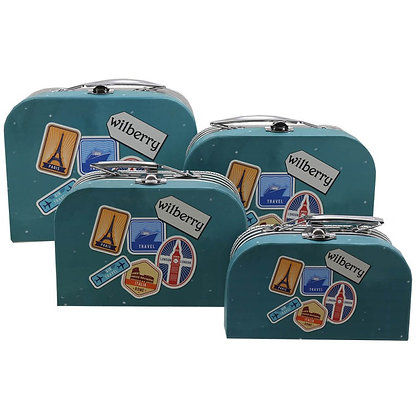 Wilberry Suitcases