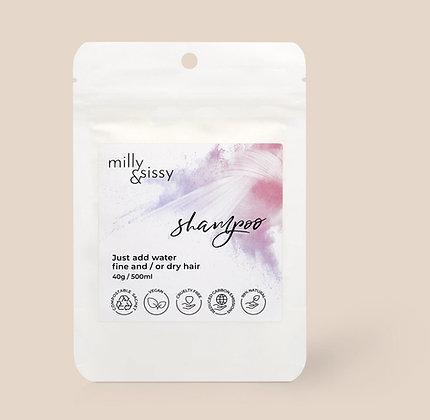 Milly & Sissy Zero Waste Shampoo Refill