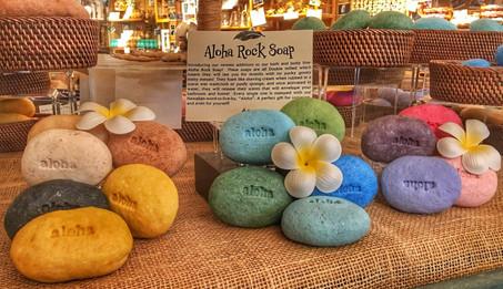 Aloha Rock Soaps