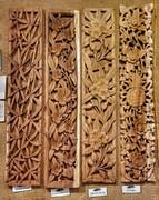 Wooden Lace Panels