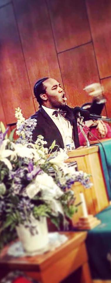 Preaching Time