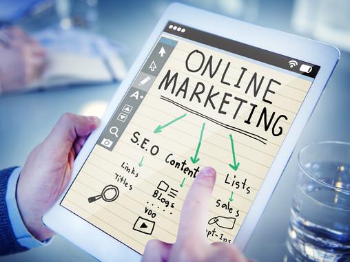 Kurzer Einblick ins Online Marketing.