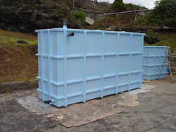 Cisternas Rectangulares a medida