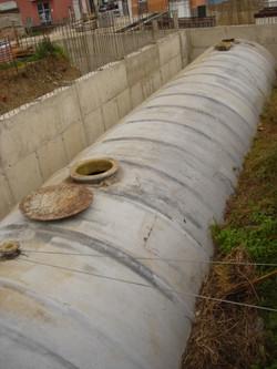 Depuradora 120.000 lts. canaragua