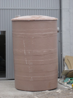 Separador de Grasas 6.000 lts
