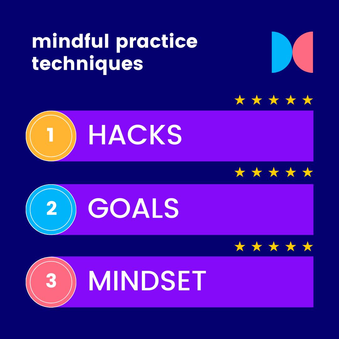 Mindful Practice Techniques