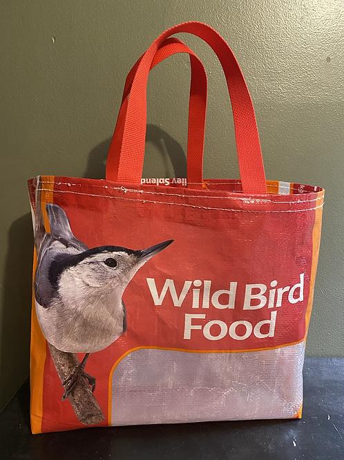 Feed bag tote - Wild Bird Food