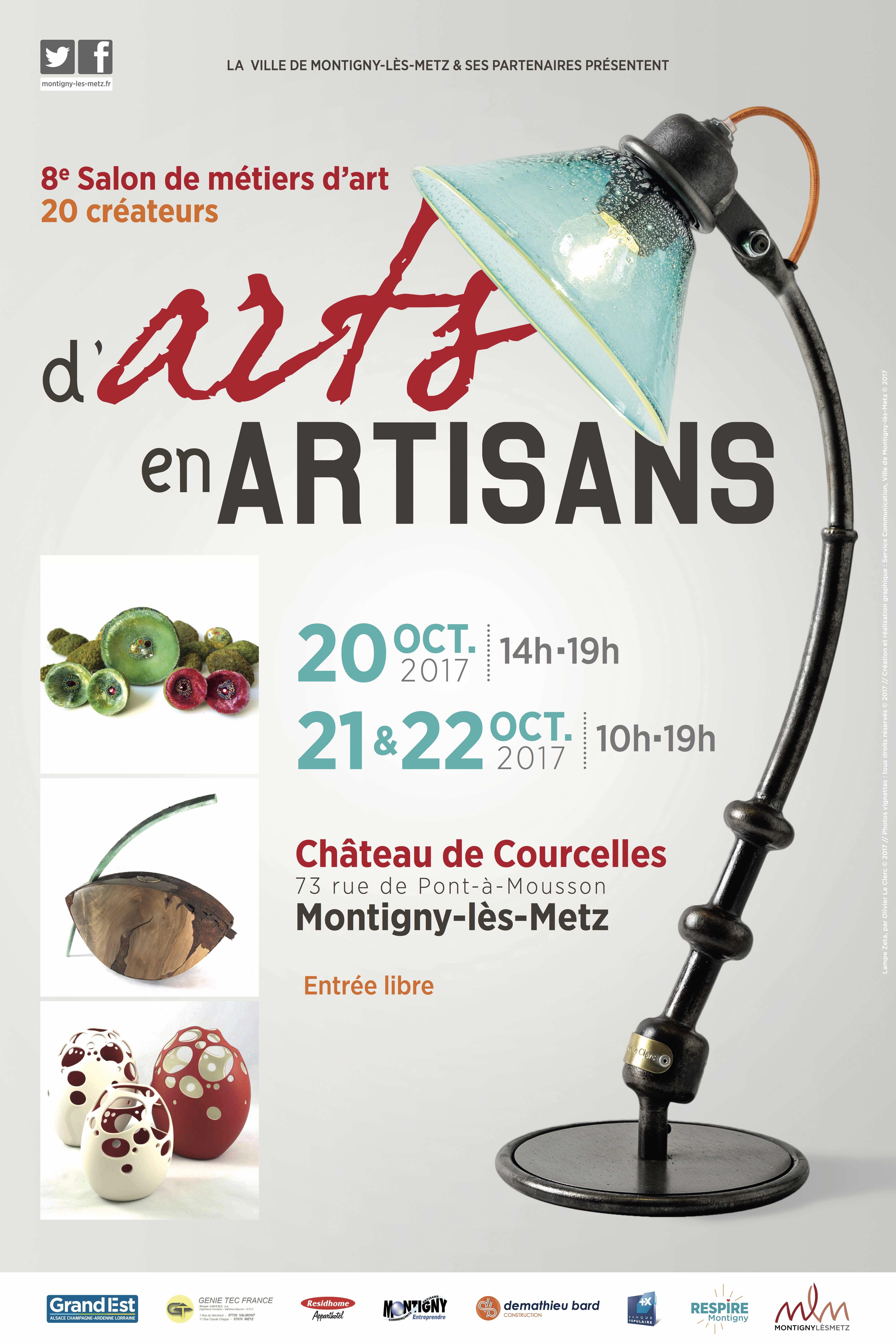 Arts en Artisans Montigny Les Metz