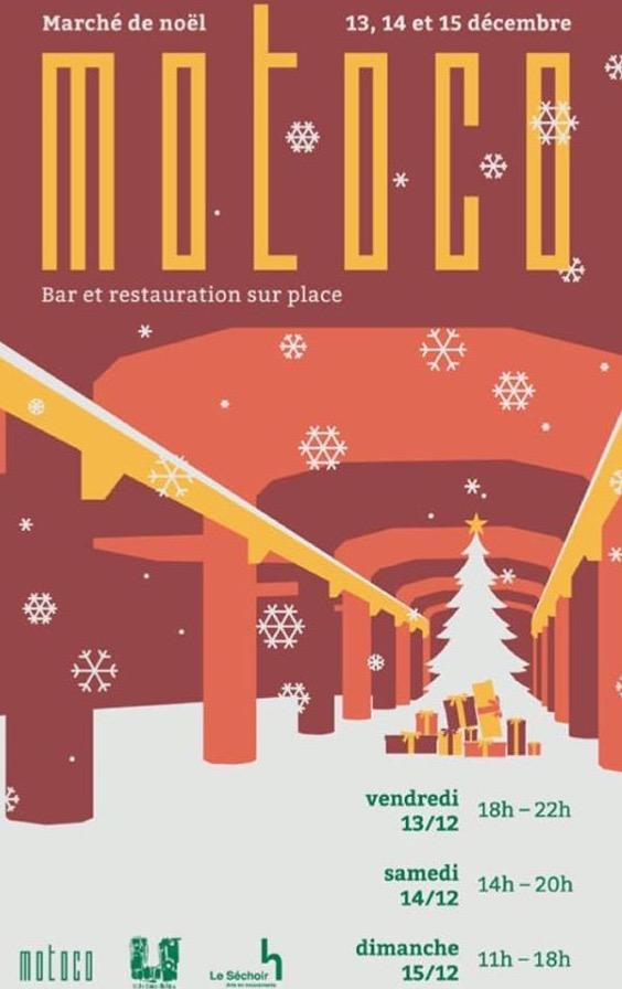 Marché de Noël à Motoco