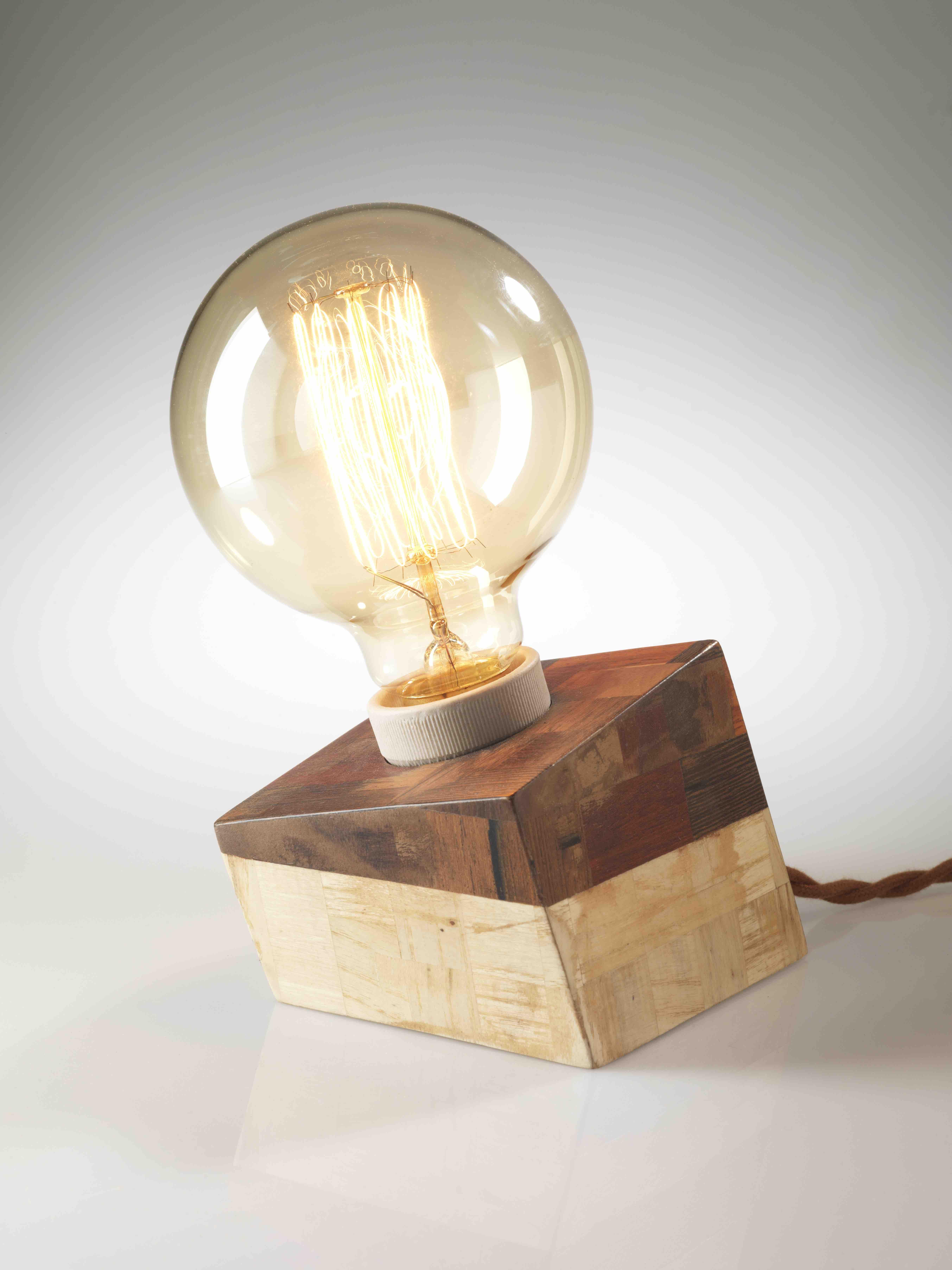 Lampe Cube 030