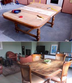 Table à rallonge 011