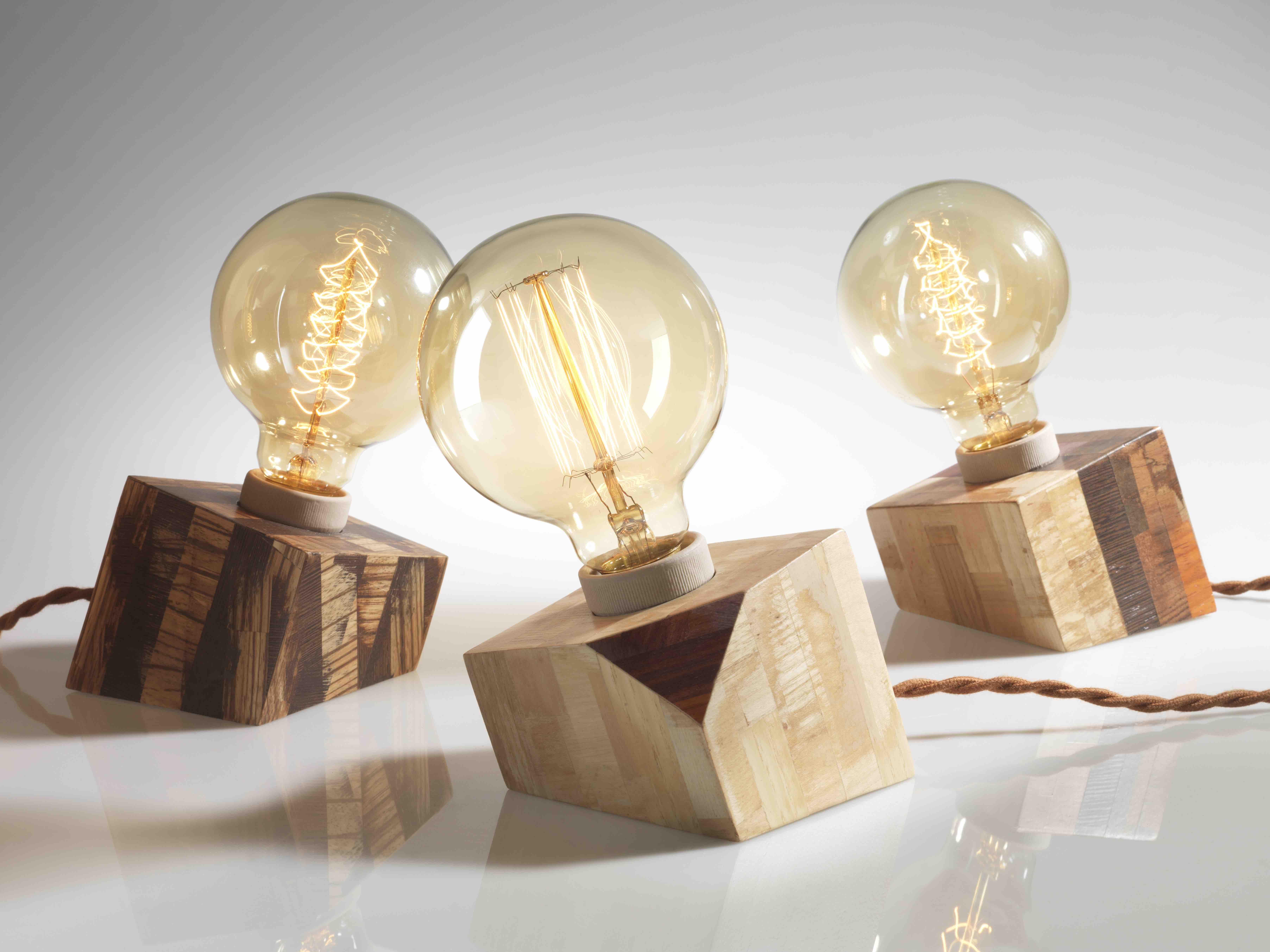 Lampe Cube 029
