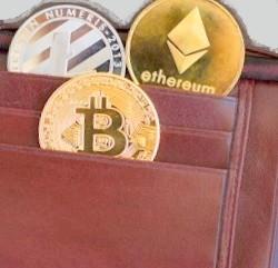 Wallets / Brieftaschen ....... Es geht auch gratis